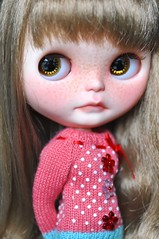 A New Sweater for...*Clover**