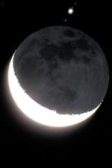 15 Lug 2012 la Luna occulta Giove (blancoo73) Tags: sardegna nikon europa raw nef luna io astronomia celestron c6 telescopio giove d90 nuoro ganimede occultazione monteortobene celestronadvancedgt