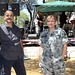 AFSOUTH BN B CO 4 July 2012 Ceremony