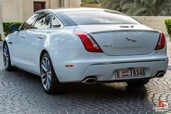 Jaguar XJL-6.jpg (CarbonOctane) Tags: white dubai shoot uae review july jaguar 2012 xj carbonoctanecom 2012jaguarxjl
