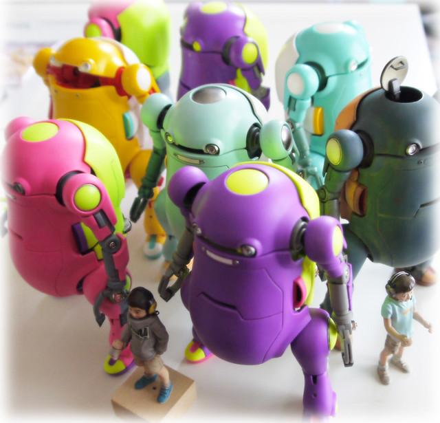 日本空想模型師『小林和史』 WF2012 限定商品1/20「ウィーゴ」