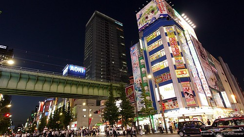 Places to visit in Akihabara