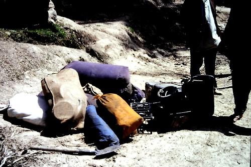 Trekking gear, Kashmir