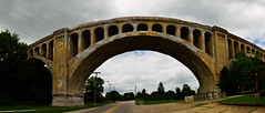 Big Four Bridge (jstubbs10) Tags: railroad bridge ohio nikon sidney bigfour d7000