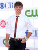 Matt Lanter CBS Showtime's CW Summer 2012 Press Tour at the Beverly Hilton Hotel - Arrivals Los Angeles, California