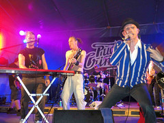 Yo! (Pueblo Criminal) Tags: music rock schweiz switzerland concert europa europe punk suisse suiza fireworks live gig ska boom sound onstage reggae schwyz bitzi siebnen rudetins pueblocriminal bitziboom faustianmyth