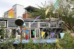 Berlin (annamartta) Tags: berlin city citybreak street houses plants quirky