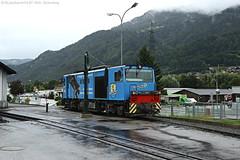 D16 / 14.07.16 (Schumny) Tags: d16 d 16 zillertal zillertalbahn jenbach werbelok diesel diesellok schmalspur schmalspurbahn eisenbahn sterreich austria train alpen alps