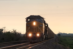 UP 6768 (CC 8039) Tags: up trains ac44cw rochelle illinois