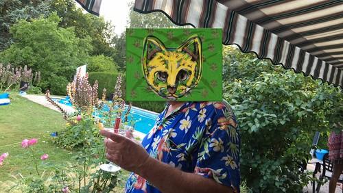 """View of """"Katz portrait II"""" - Thursday, 28 July 2016 - 20:00 GMT+0200"""