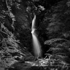 Top of Moss Glen Falls
