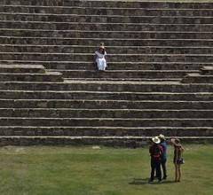 Visiting Monte Albn. (young shanahan) Tags: montealbn mesoamerica mexico oaxaca zapotec