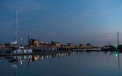 Bataviahaven Lelystad - Blue Hour