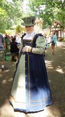 A Stylish Lady Of The Court (Laurette Victoria) Tags: lady renaissance renfaire bristol renaissancefaire wisconsin