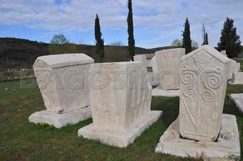 Radimlja  - nekropolisz26
