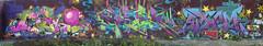 Ryck Wane (ryckwane) Tags: letters graffiti bruxelles ryck wane rik rike rick belgium brussels belgique sms rfk extrieur mesk exom lettre lettres tag tags ric ryc ryk riker rycke ricks rik1 ryckwane ratsfinkkrew couleurs colors aerosol bombing fatcap fresque graff spray street graffitiart sprayart aerosolart mural wall painting mur muraliste peinture pice spraycan lettrage terrain writer writers