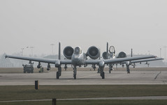 EGUL - Fairchild Republic A-10 Thunderbolt - United States Air Force - 81-0651 (lynothehammer1978) Tags: egul raflakenheath lkn usaf unitedstatesairforce fairchildrepublica10thunderboltii davismonthanafb 354fs 354thfightersquadron 355fw 355thfighterwing bulldogs 810651
