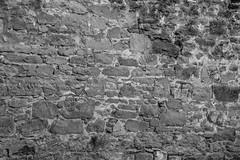 Wall (EllaRot) Tags: wall muro casa pietre bianconero whiteblack old photo simply home