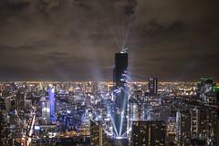 Night of lights (N808PV) Tags: building tower night 6d mahanakhon lights