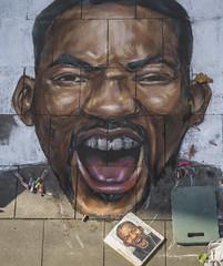 [Explore 2016-09-05] Will Smith by Lena Lackmann @ Street Art Festival - Geldern (stefanfricke) Tags: strasenmaler street streetart geldern festival sony ilce6000 a6000 willsmith portrait kylelambert