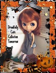 (TuSabesBlythe) Tags: conrad doll blythe bl kozy kozykape sewing dresses