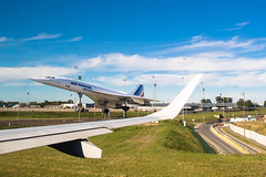 Concorde @Charles De Gaulle (Adrian Milne) Tags: paris concorde charlesdegaulle airport