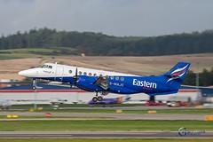 G-MAJC BAe Jetstream 41 (Gary J Morris) Tags: gmajc bae jetstream 41 eastern airways aberdeen dyce airport 05092016 eze scottish aviation garymorris