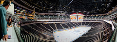 PCL Loge Level (Kurayba) Tags: edmonton alberta canada rogers place new oilers arena home coliseum pentax k1 ff mode full frame pcl loge level seating pano panorama dfa 2470 f28 man perspective ice bowl hdpentaxdfa2470mmf28edsdmwr