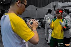 AniManGaki 2016 Day 2 Hangout: 013 (FAT8893) Tags: amg2016 animangaki animangaki2016 cosplay malaysia inazuma eleven mamoru endou mark evans soccer