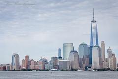 IMG_5502 (nylab123) Tags: canon5dmarkii cityscape freedomtower hoboken jerseycity lesterbarnesphotography libertystatepark manhattan