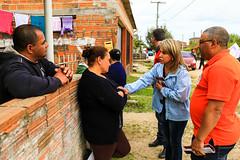 Caminhada na Balsa (Miriam Prefeita) Tags: miriammarroni pelotas prefeita pt campanha eleio