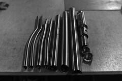 Prepping (44 Bikes) Tags: 44bikes custombicycle huntsman framebuilding titanium