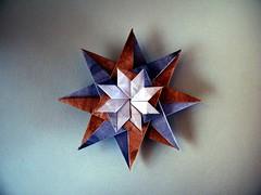 Leticia (8 units) - Carmen Sprung (Rui.Roda) Tags: origami papiroflexia papierfalten toile estrela estrella stella stern leticia modular carmen sprung