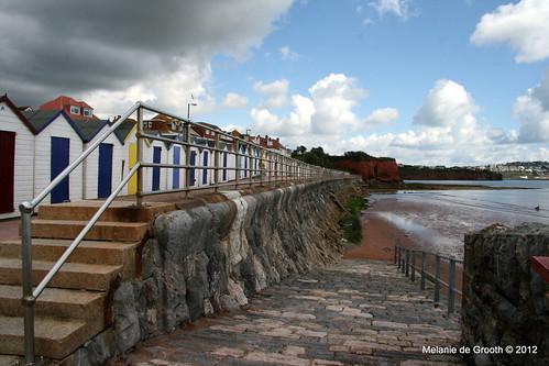 Stone Walkway to the Sea