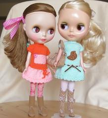 Gabi & Tallulah