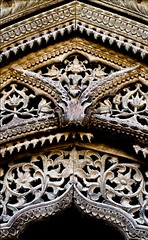 Omar Hayat Palace (33 of 46) (ShaukatNiazi) Tags: pakistan building history architecture woodwork nikon islam palace mosque punjab islamic ppa chiniot shaukat niazi d7000