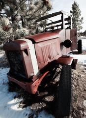 Rusty Truck (Laura Morgan Photography) Tags: truck utah us rusting brycecanyon wwwlauramorganphotographycouk