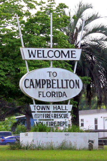 Welcome to Campbellton, Florida