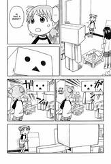 #28 yotsuba meets danbo (Jemjoop Blythe/BJD) Tags: manga 28 issue yotsubato yotsuba danbo danboard