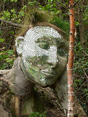 Mirror man (JmGpHoToS) Tags: edenproject