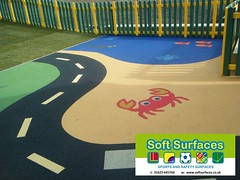 EPDM Rubberised Safety Surface Graphic Inserts Contractors.jpg; (Soft Surfaces Ltd) Tags: graphic surface safety inserts contractors epdm rubberised epdmrubberisedsafetysurfacegraphicinsertscontractorsjpg