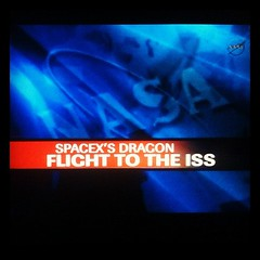 On #NASA TV now - @SpaceX #Dragon #ISS http://www.nasa.gov/ntv