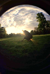 lomophoto - Hyde Park (Life_is_Love81) Tags: england london lomo fisheye hydepark londra