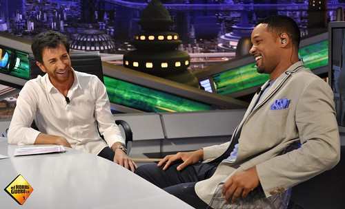 Will Smith vino a divertirse a El Hormiguero