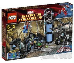 LEGO Spiderman's Doc Ock Ambush Set (BrickUltra) Tags: set lego doc ambush ock spidermans