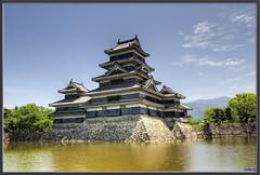 Matsumoto-Jo (raktargy) Tags: castle japan nikon jo nippon matsumoto castillo hdr japn tenshukaku matsumotojo crowcastle d300s karasujo hirajiro castillodelcuervo