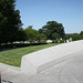 John F Kennedy Grave Site plaza - Arlington National Cemetery - 2012-05-19