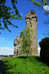 National Wallace Monument (Stephen Whittaker) Tags: monument scotland nikon pov stirling national wallace braveheart williamwallace d5100 whitto27