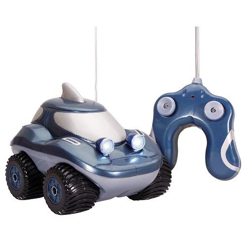 降价:Kid Galaxy Morphibians Rover越野两栖遥控四驱车.99