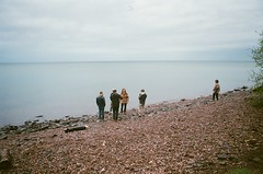 70840004 (randrenfrow) Tags: camping film minnesota photo rocks lakesuperior cabintime